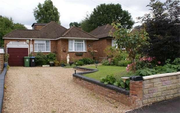 3 Bedrooms Detached Bungalow for sale in West Valley Road, Manor Estate, Hemel Hempstead, Hertfordshire
