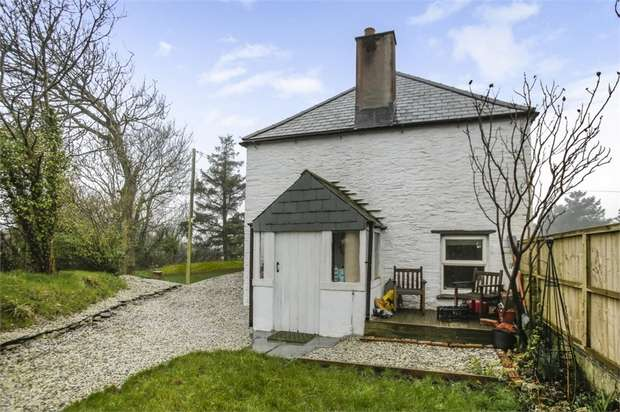 2 Bedrooms Cottage House for sale in Whitecross, Wadebridge, Cornwall