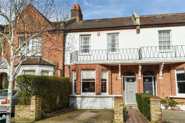 4 Bedrooms Terraced House for sale in Sidney Road, St Margarets, Twickenham