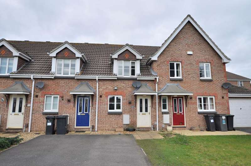 2 Bedrooms Terraced House for sale in Knighton Heath, Bournemouth