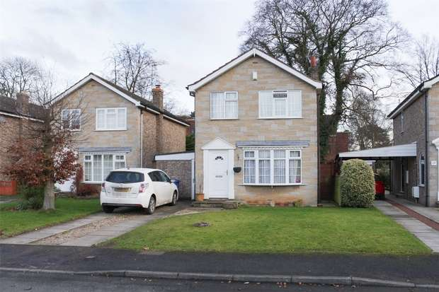 3 Bedrooms Detached House for sale in Heather Bank, Stamford Bridge, YORK