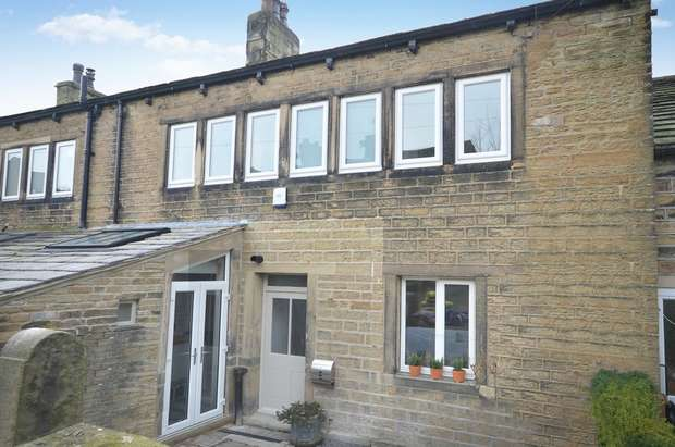 2 Bedrooms End Of Terrace House for sale in Primrose Lane, Kirkburton, Huddersfield, West Yorkshire