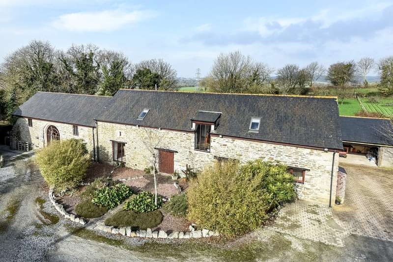 5 Bedrooms Unique Property for sale in West Pitten, Near Yealmpton