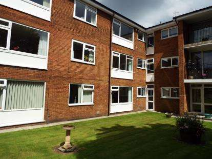 2 Bedrooms Flat for sale in Moorlands, 103 Garstang Road, Preston, Lancashire, PR1