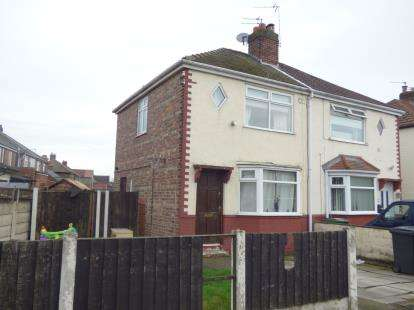 2 Bedrooms Semi Detached House for sale in Wyncroft Road, Widnes, Cheshire, WA8