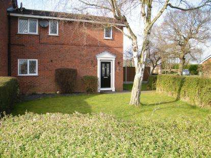 3 Bedrooms Semi Detached House for sale in Chaffinch Way, Winsford, Cheshire, CW7
