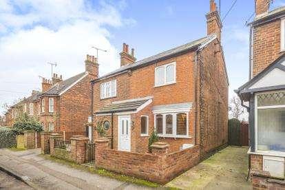 3 Bedrooms Semi Detached House for sale in Green Street, Stevenage, Hertfordshire, England