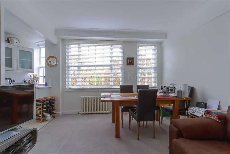 1 Bedroom Property for sale in Eton Hall, London, NW3