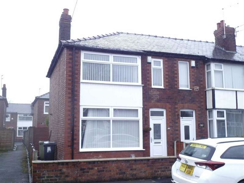 2 Bedrooms Property for rent in Valentine Street, Failsworth, Manchester, M35