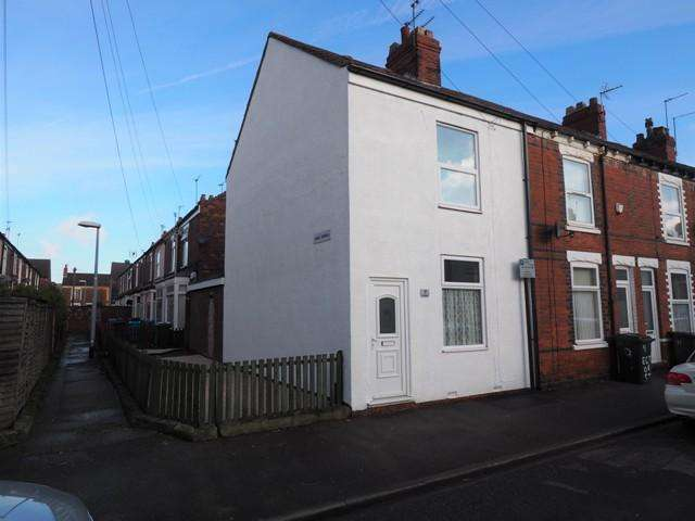 2 Bedrooms End Of Terrace House for sale in Egton Street, Hull, HU8 7HU