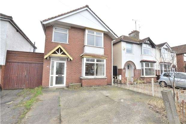 3 Bedrooms Detached House for sale in Podsmead Road, GLOUCESTER, GL1 5PB