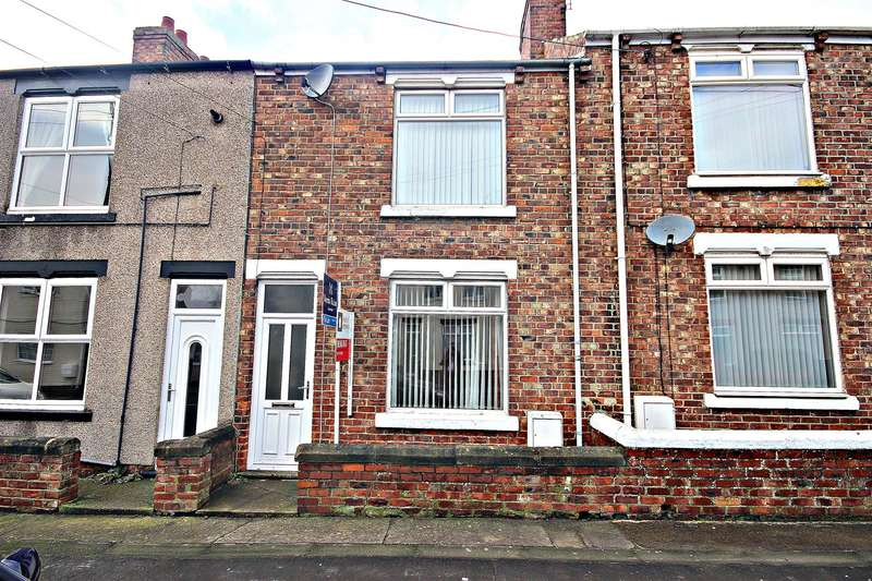 2 Bedrooms Property for sale in Gladstone Terrace, Coxhoe, Durham