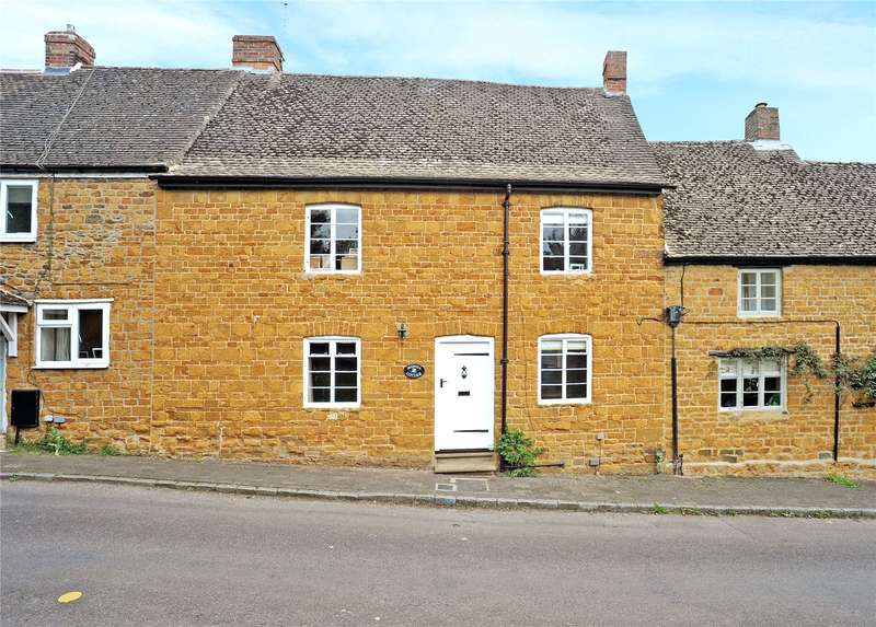 4 Bedrooms Terraced House for sale in Philcote Street, Deddington, Banbury, Oxfordshire, OX15