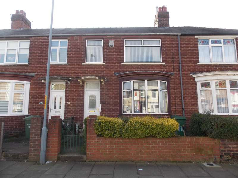3 Bedrooms Terraced House for sale in Grange Road, Thornaby, Stockton-on-Tees, TS17 6LU