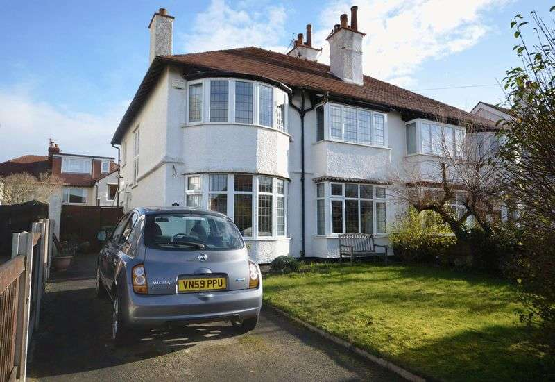 4 Bedrooms Semi Detached House for sale in Hoyle Road, Hoylake