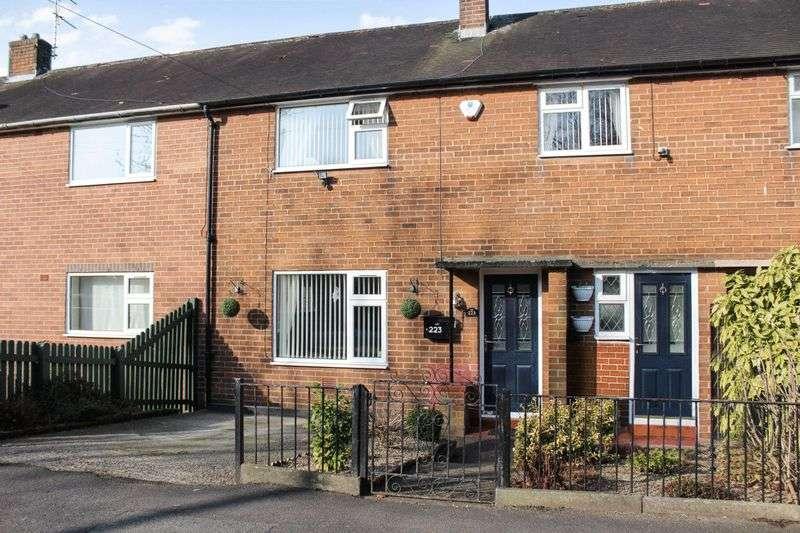 3 Bedrooms Terraced House for sale in Lees New Road, Oldham, OL4