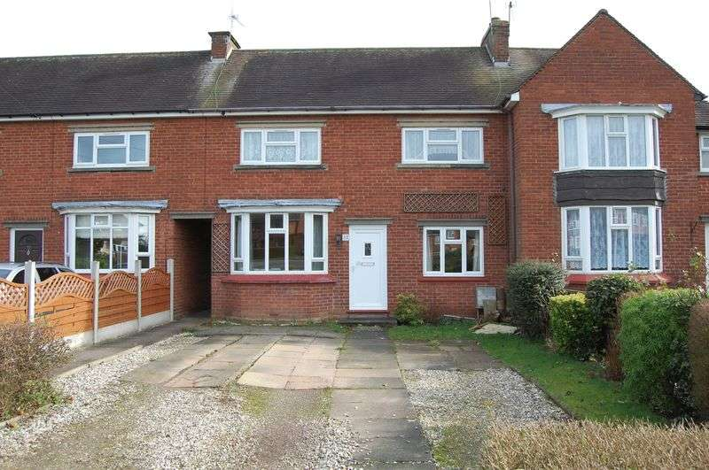 3 Bedrooms Terraced House for sale in Albert Road Albrighton