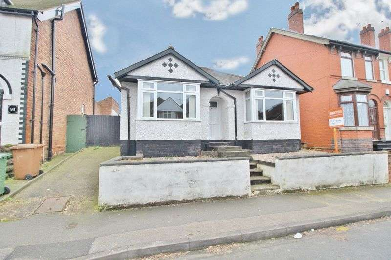 2 Bedrooms Detached Bungalow for sale in Gipsy Lane, Willenhall