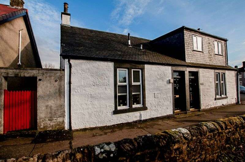 2 Bedrooms Semi Detached Bungalow for sale in Delph Road, Alloa