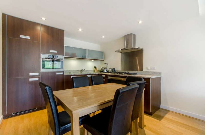 2 Bedrooms Flat for sale in Finchley Road, West Hampstead, NW6