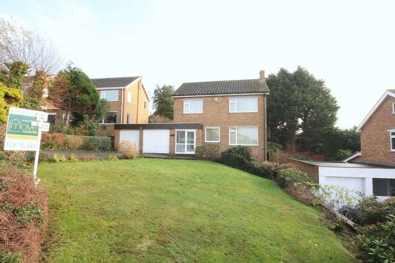 3 Bedrooms Detached House for sale in Redstone Drive, Heswall, Wirral