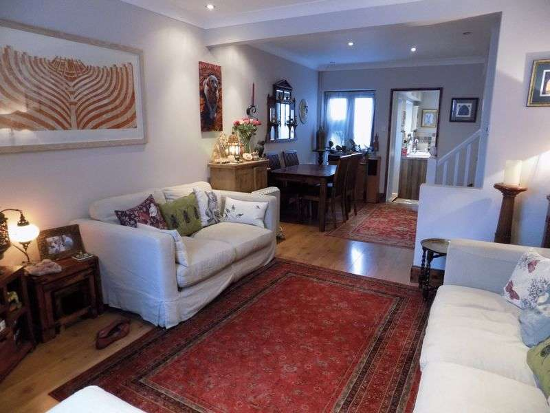 4 Bedrooms Semi Detached House for sale in If you want to combine a family home with quiet country living but still have the benefits of local facilities then you need to take a look at this ex
