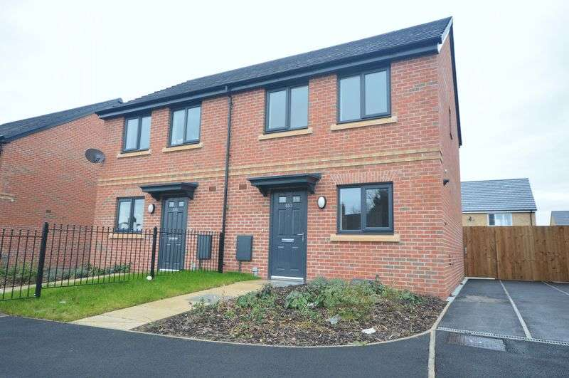 2 Bedrooms Semi Detached House for sale in Princess Drive, Huyton