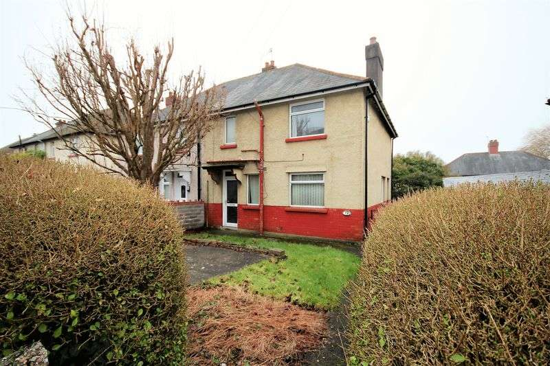 3 Bedrooms Semi Detached House for sale in Castlefield Place, Cardiff