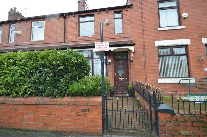 3 Bedrooms Terraced House for sale in Ashton Road West, Failsworth, Manchester