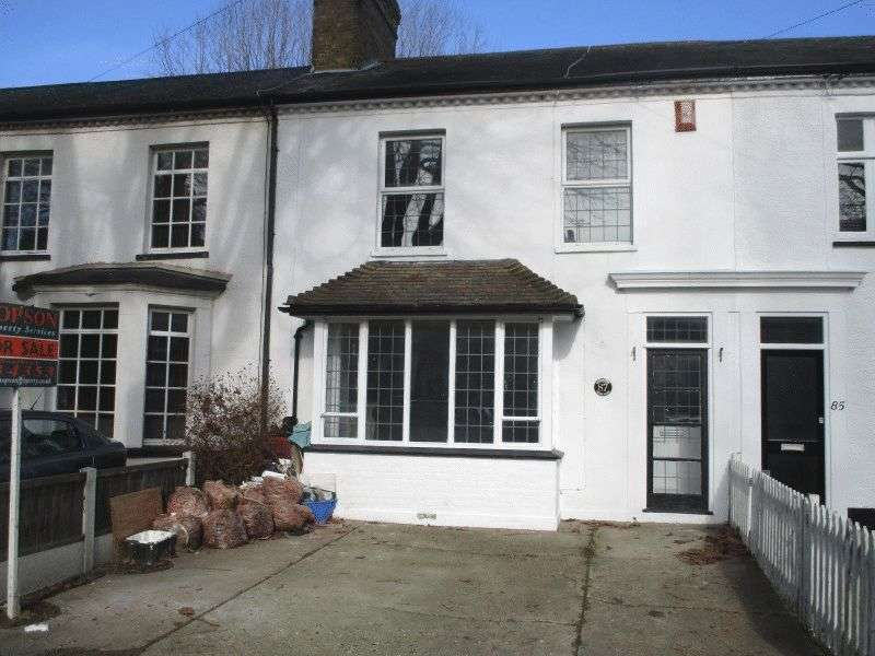 3 Bedrooms Terraced House for sale in Cambridge Road, Southend-On-Sea