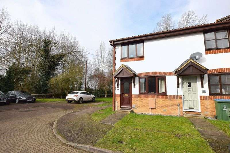 2 Bedrooms House for sale in Oat Close, Aylesbury