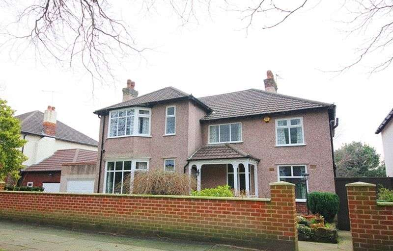 4 Bedrooms Detached House for sale in Dudlow Lane, Calderstones, Liverpool, L18