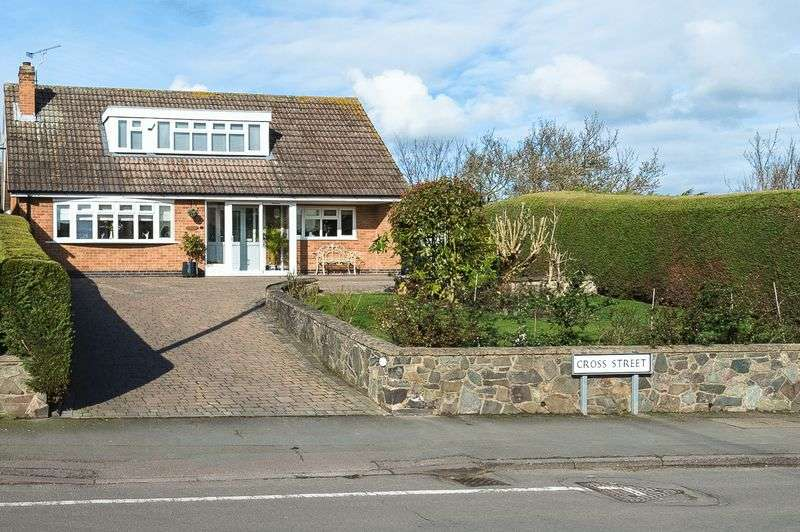 3 Bedrooms Detached House for sale in Cross Street, Hathern