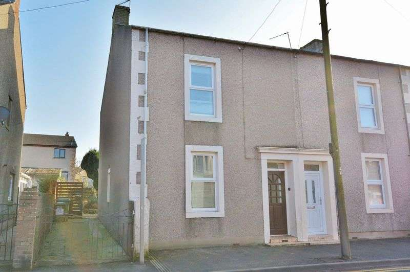 3 Bedrooms Semi Detached House for sale in Lawson Street, Wigton