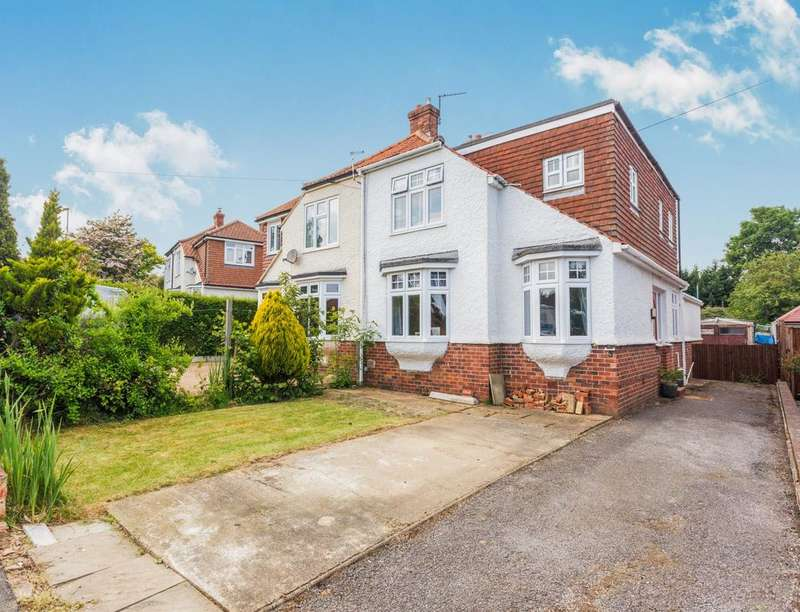 4 Bedrooms Semi Detached House for sale in Palmar Road, Maidstone, ME16
