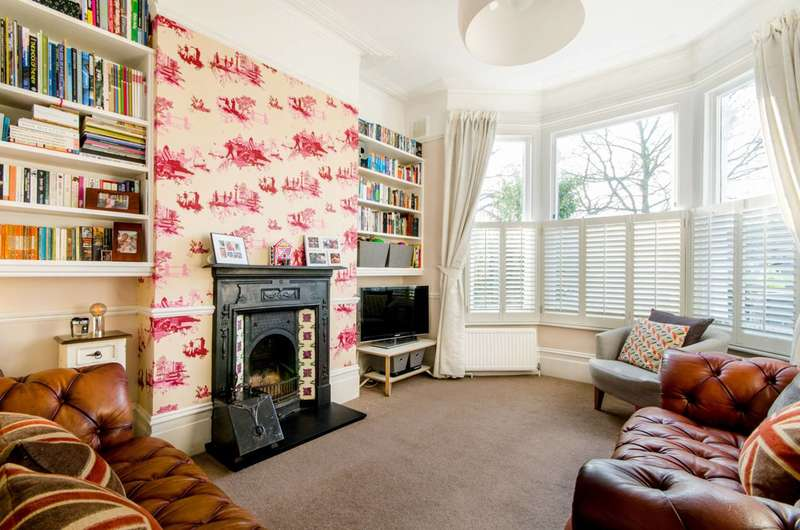2 Bedrooms Flat for sale in Trinity Road, Wood Green, N22