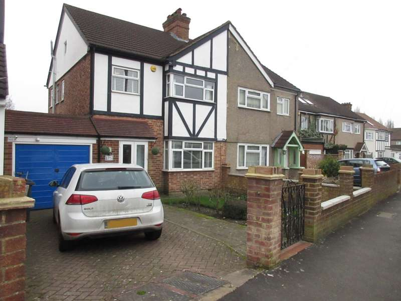 3 Bedrooms Semi Detached House for sale in Parkwood Road, Isleworth, TW7
