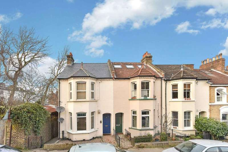 2 Bedrooms Ground Flat for sale in Woodland Hill, Crystal Palace