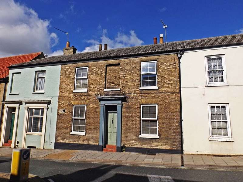 2 Bedrooms Terraced House for sale in Out Westgate, Bury St. Edmunds, Suffolk, IP33
