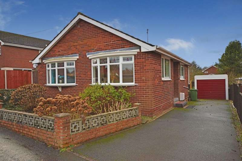 2 Bedrooms Detached Bungalow for sale in St. Peters Walk, Droitwich, WR9