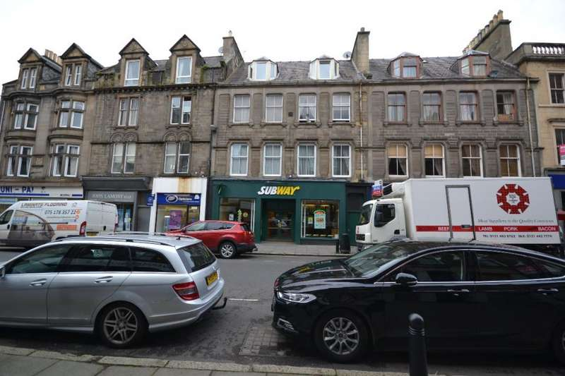 2 Bedrooms Flat for sale in 27 (top), High Street Hawick, TD9 9BU