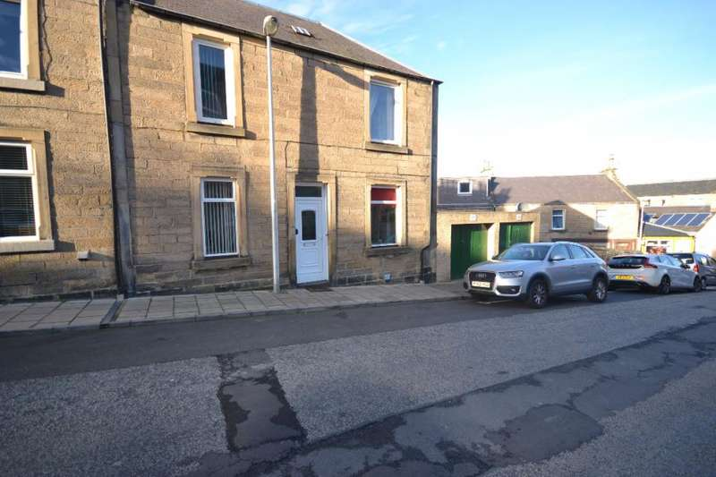 3 Bedrooms End Of Terrace House for sale in 7, Gladstone Street Hawick, TD9 0HY
