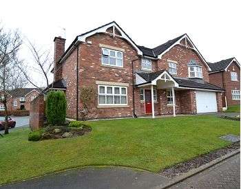 5 Bedrooms Detached House for sale in Walton Heath Drive, Tytherington, Macclesfield, Cheshire