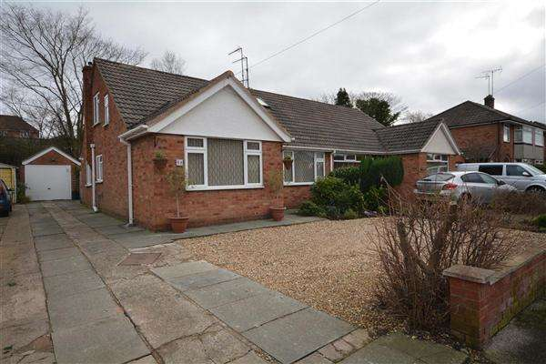 2 Bedrooms Bungalow for sale in The Priory, Neston