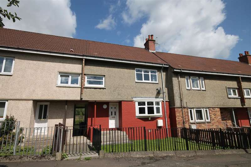 3 Bedrooms Terraced House for sale in Mitchell Street, Coatbridge