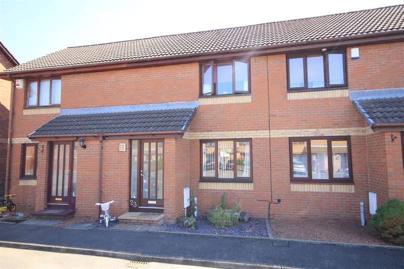 2 Bedrooms Terraced House for sale in Campion Road, Motherwell