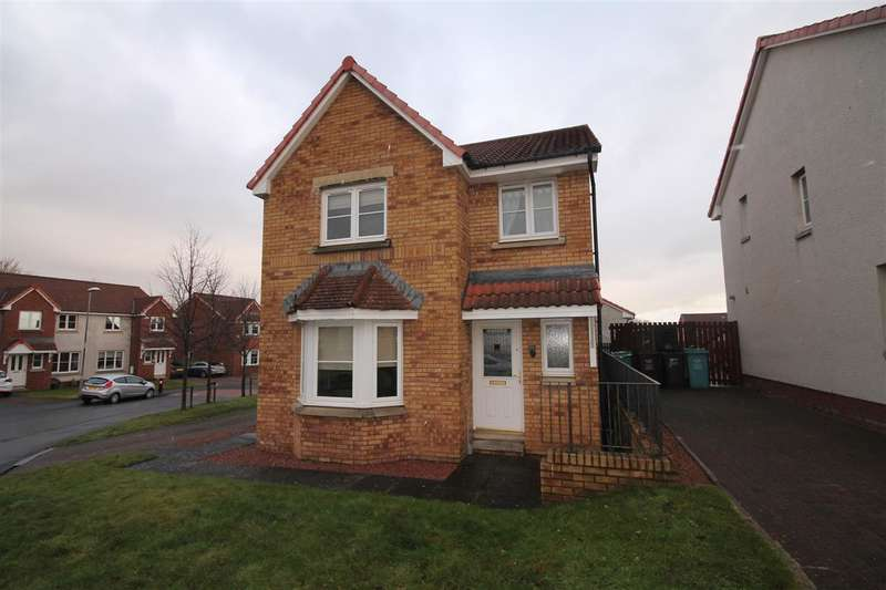 4 Bedrooms Detached House for sale in Brambling Road, Carnbroe, Coatbridge