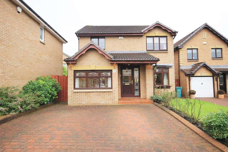 3 Bedrooms Detached House for sale in Saffron Crescent, Wishaw