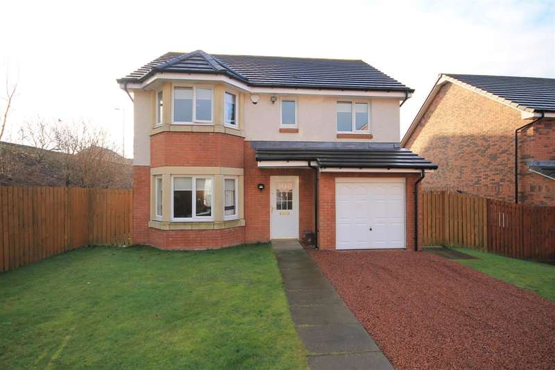 4 Bedrooms Detached House for sale in Gartmore Road, Airdrie