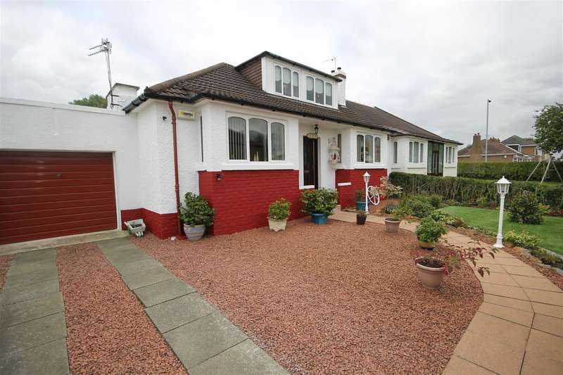 4 Bedrooms Semi Detached House for sale in Kethers Street, Motherwell
